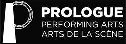 Prologue Performing Arts Logo
