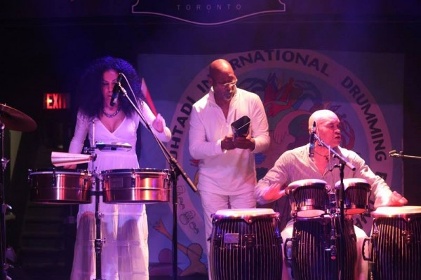 Brazilian drumming, arts education